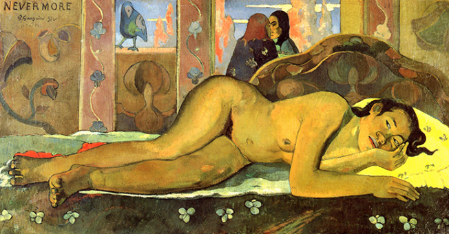 NEVERMORE_Paul_Gauguin_WMC652b