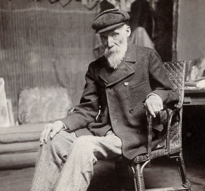 Click to Enlarge. Renoir in 1910. Source: Wikimedia Commons