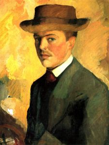 Self Portrait. Source: Wikimedia Commons
